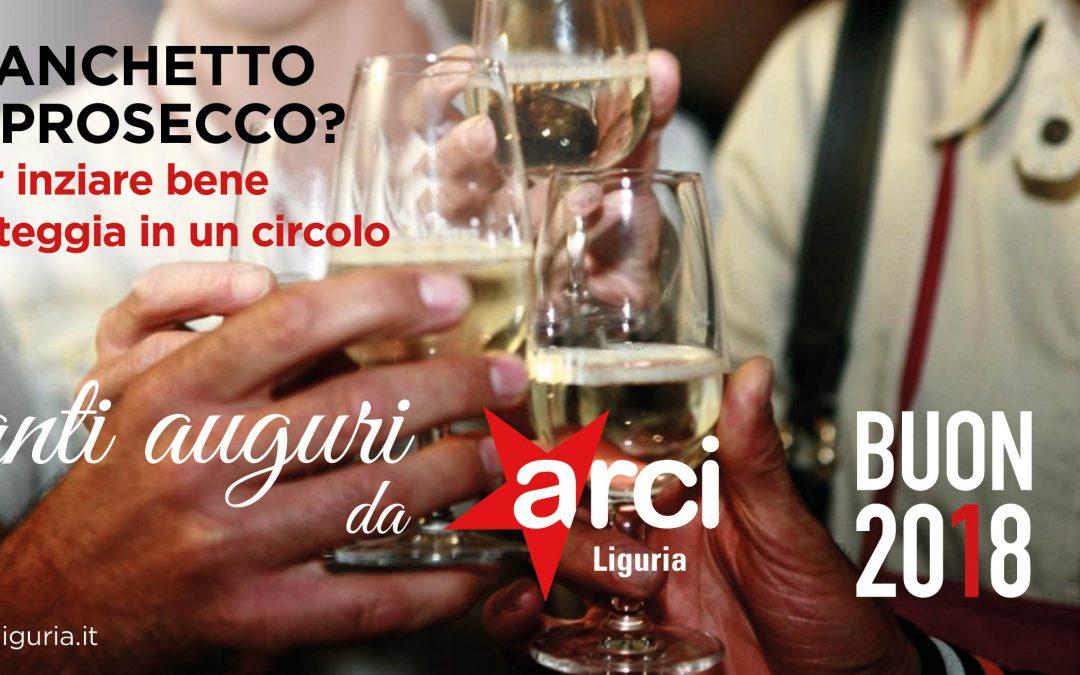 Buone feste da Arci Liguria!
