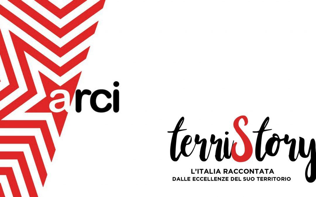 """""""Terristory"""": le eccellenze dei territori raccontate dai circoli ARCI"""