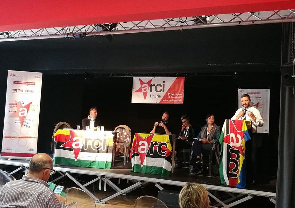 Chiusa la prima sessione del VII Congresso regionale. Assunta la relazione del presidente regionale Walter Massa ed eletti i delefati al Congresso Nazionale di Pescara.