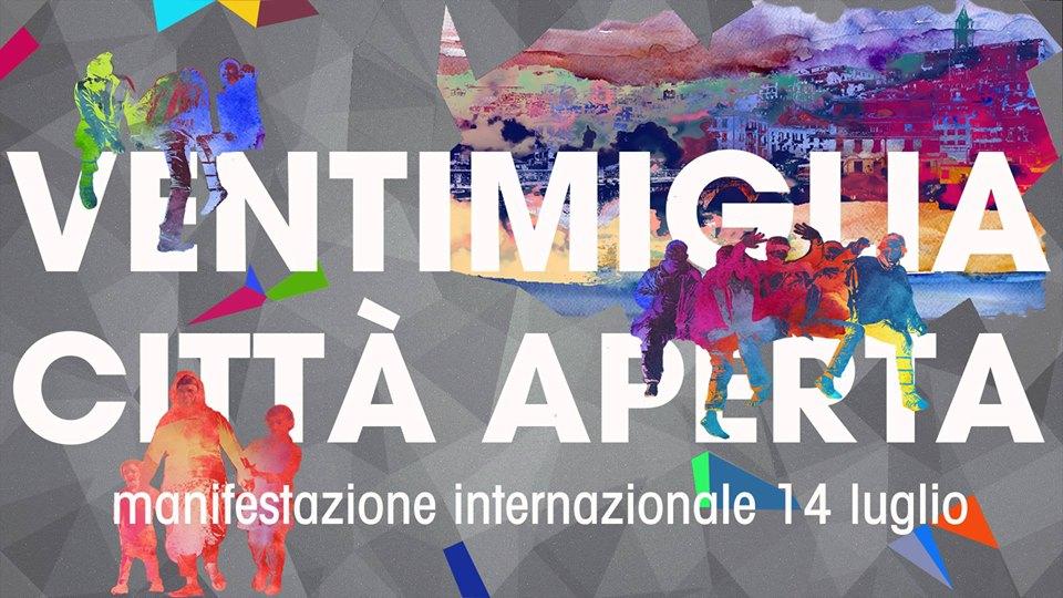 Per un permesso di soggiorno europeo. Tutta l'Arci a Ventimiglia il 14 luglio per una giornata di solidarietà con Ventimiglia
