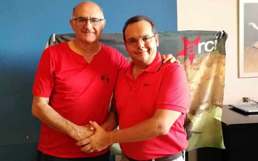 Chiuso il Congresso dell'Arci savonese. Franco Zunino è il nuovo presidente provinciale. A Franco i migliori auguri di buon lavoro e un grande grazie ad Alessio Artico per il lavoro svolto in questi 4 anni.