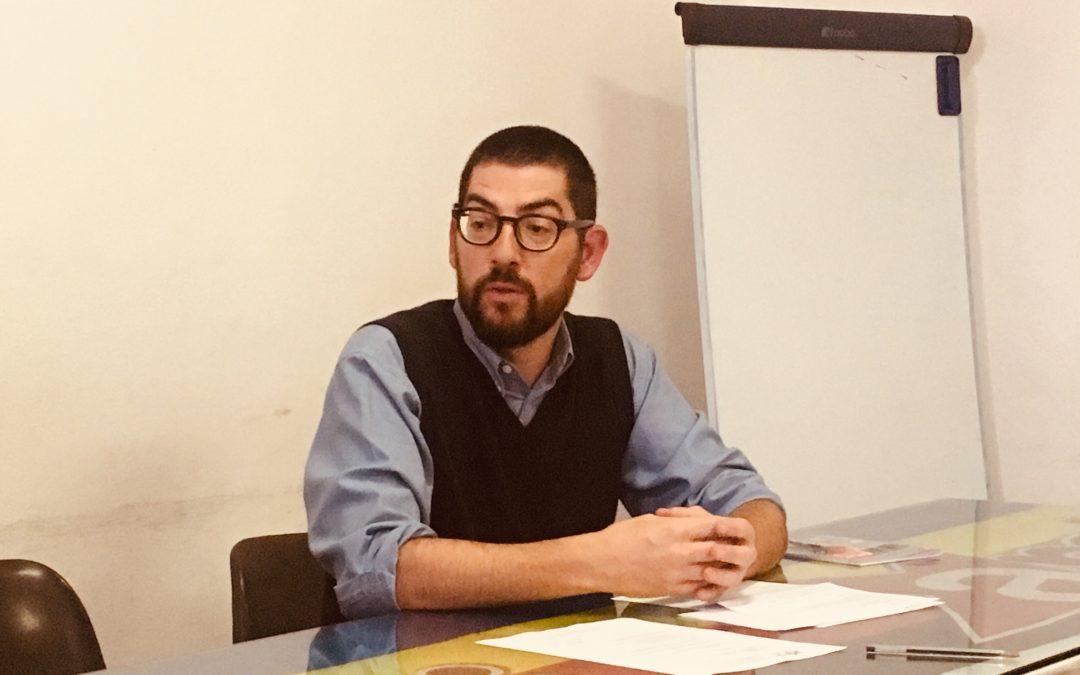 Francesco Marchese è il nuovo presidente di Arci Liguria. E' stato eletto all'unanimità dal Consiglio regionale riunito ieri sera a Genova.