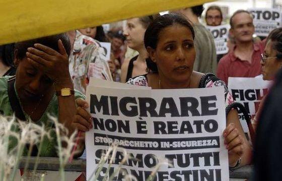 """""""APPELLO AL PARLAMENTO E AL GOVERNO: FERMATEVI E MODIFICATE IL DECRETO SICUREZZA"""""""