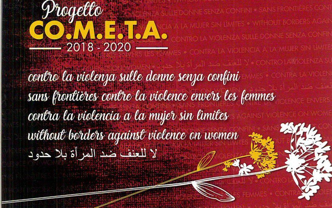 Cometa: contro la violenza sulle donne senza confini