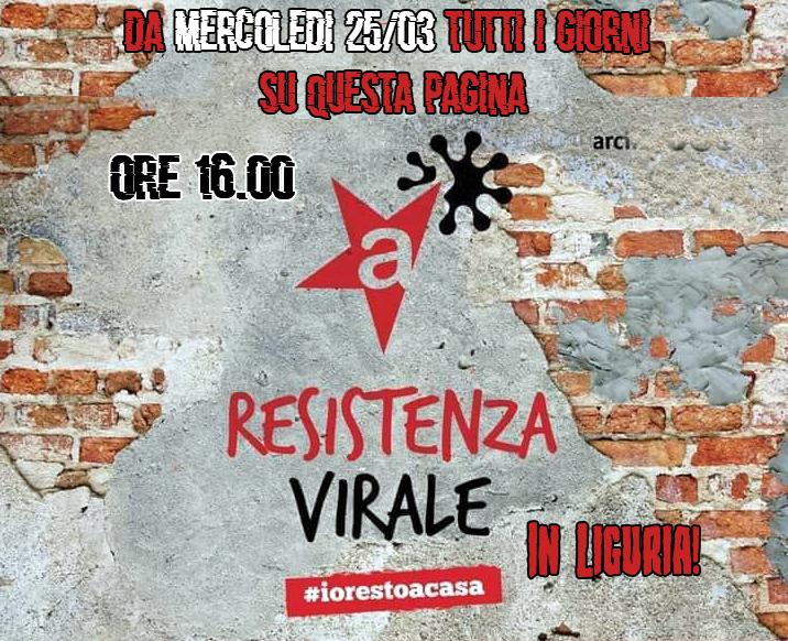 Resistenza Virale in Liguria. Non solo un successo ma una comunità ritrovata!