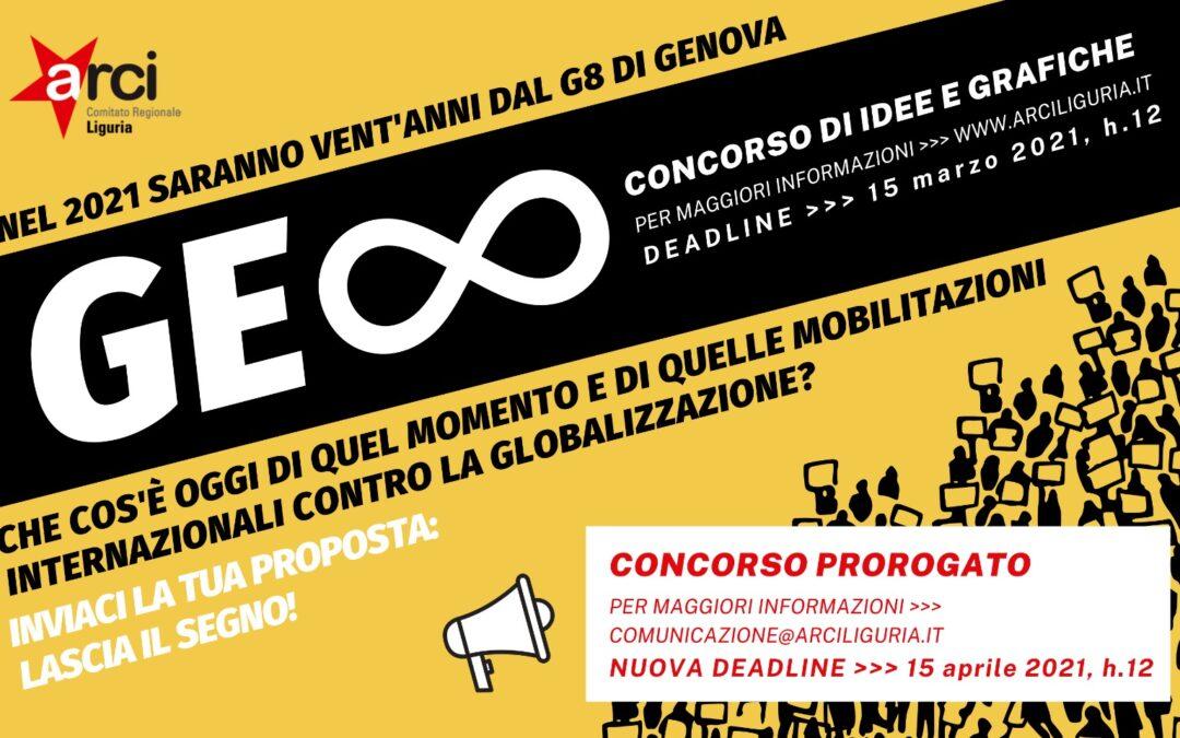 Concorso di Idee e grafiche per Arci Liguria – PROROGA AL 15 APRILE