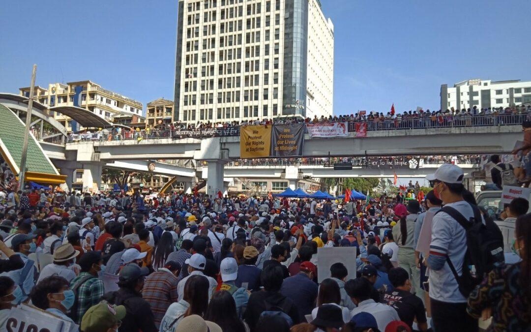 Myanmar: storia e testimoni di un colpo di Stato