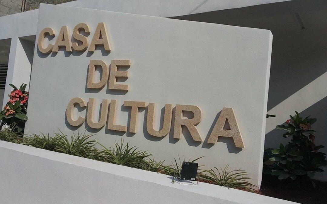 casa de cultura santa fè