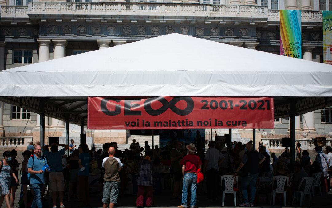 GE8 2001-2021: Genova torna ad essere il luogo della convergenza