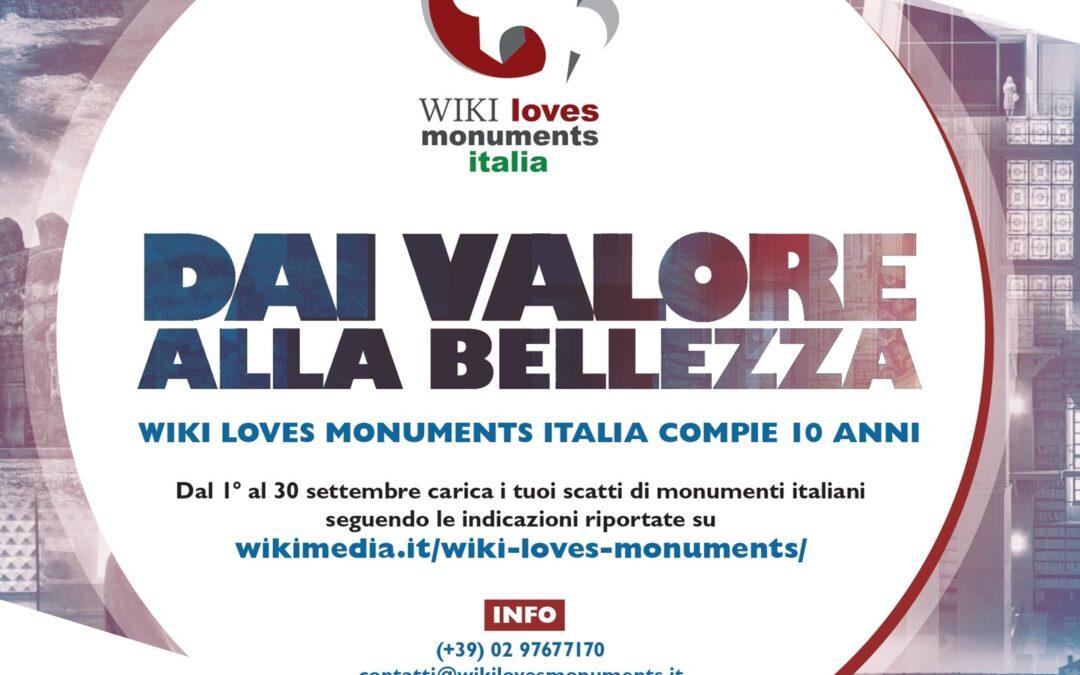 Wiki Loves Monuments: scatta per diffondere la libera conoscenza e promuovere il patrimonio culturale ligure